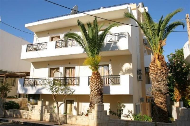 Appartementen Akrogiali - Chersonissos - Heraklion Kreta